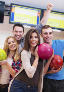 2 x Games of Tenpin Bowling $17.00pp