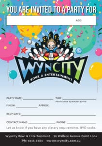 party invitations wyncity point cook